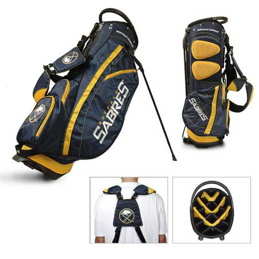 13228: Fairway Golf Stand Bag Buffalo Sabres